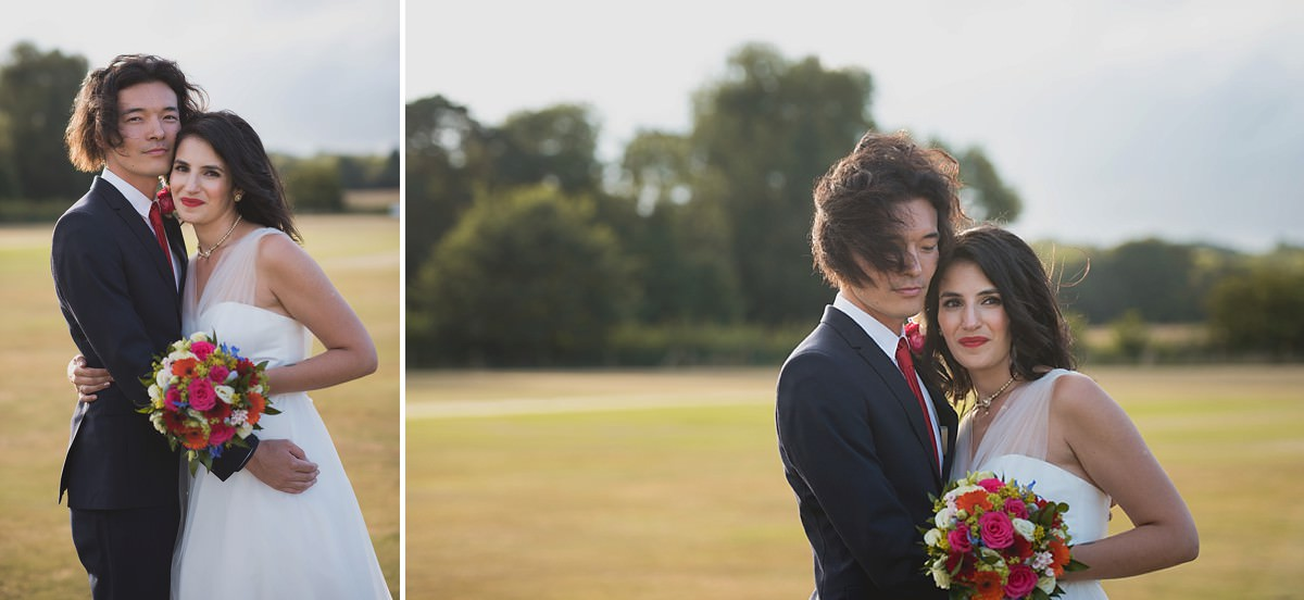 Shenley Cricket Club Wedding Photographer
