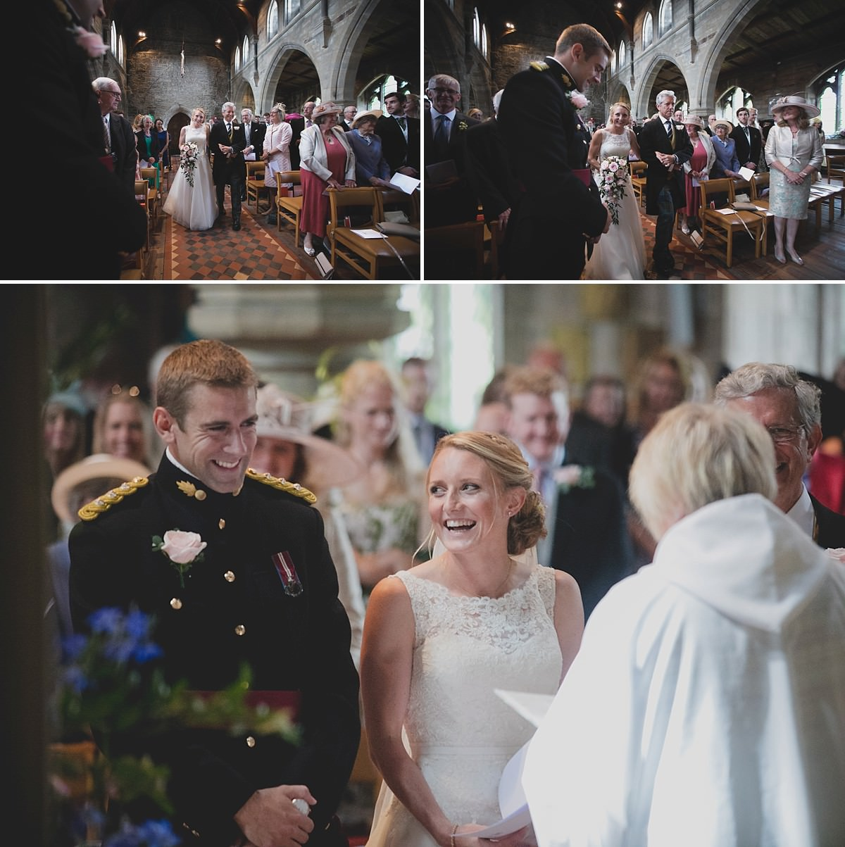 dorset church wedding photographer