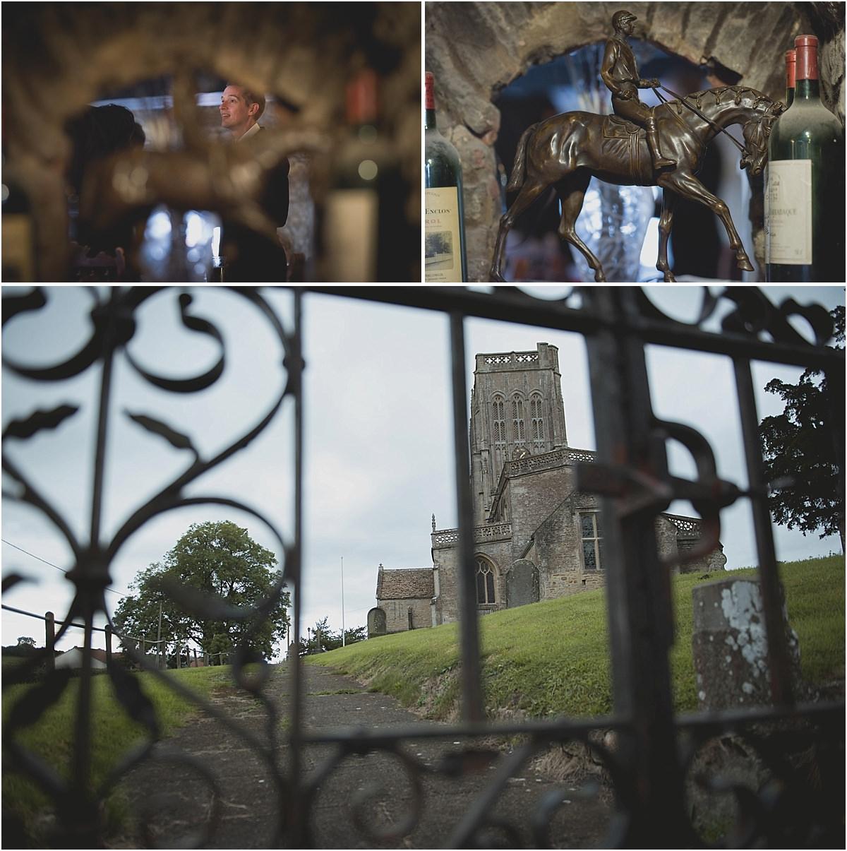 Batcombe Church Somerset Wedding