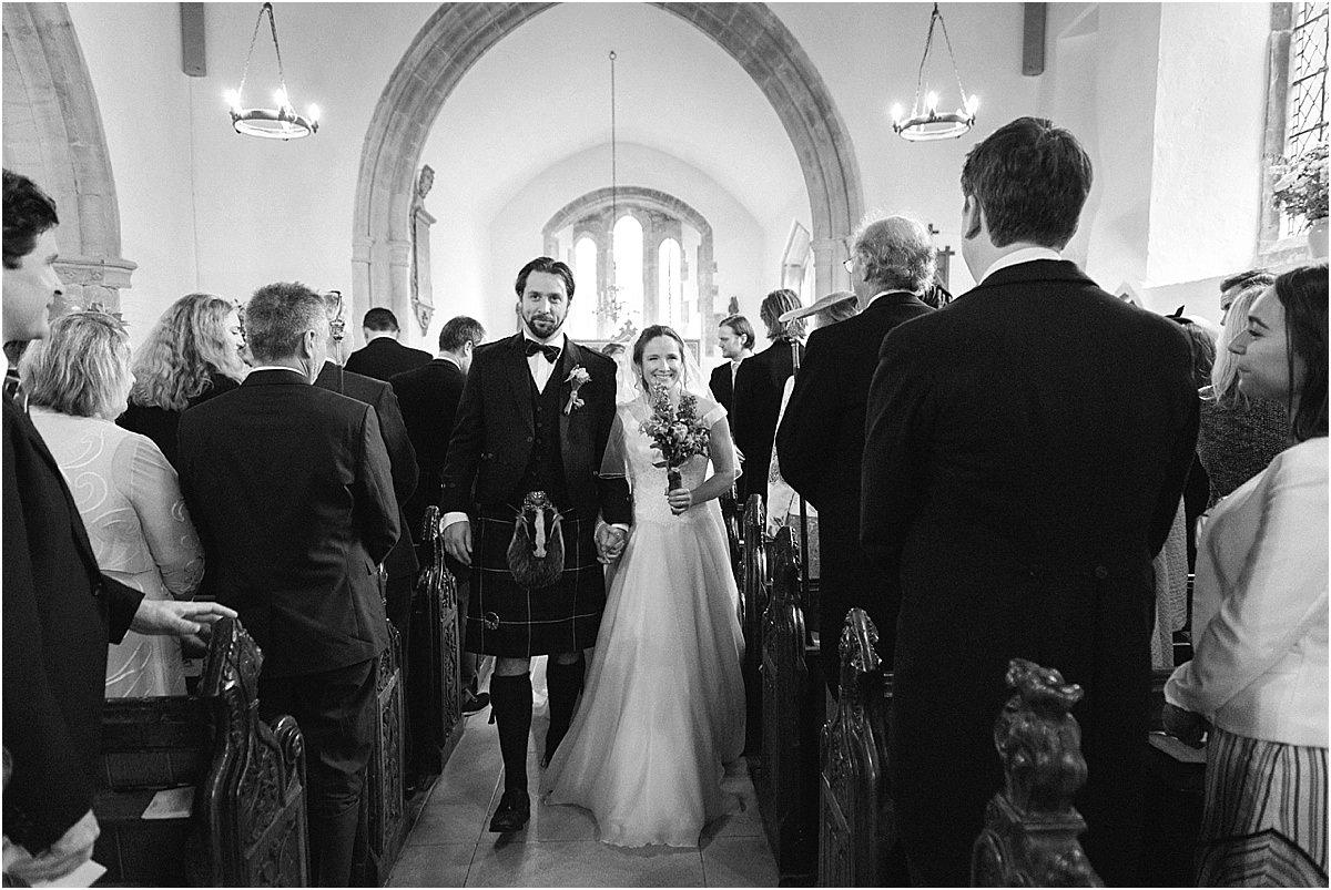 Affpuddle Church Wedding Photographer