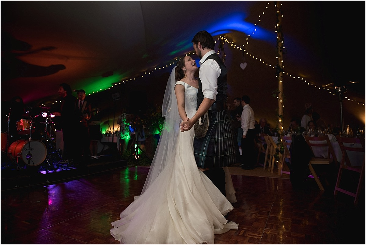 First Dance back at Southover House
