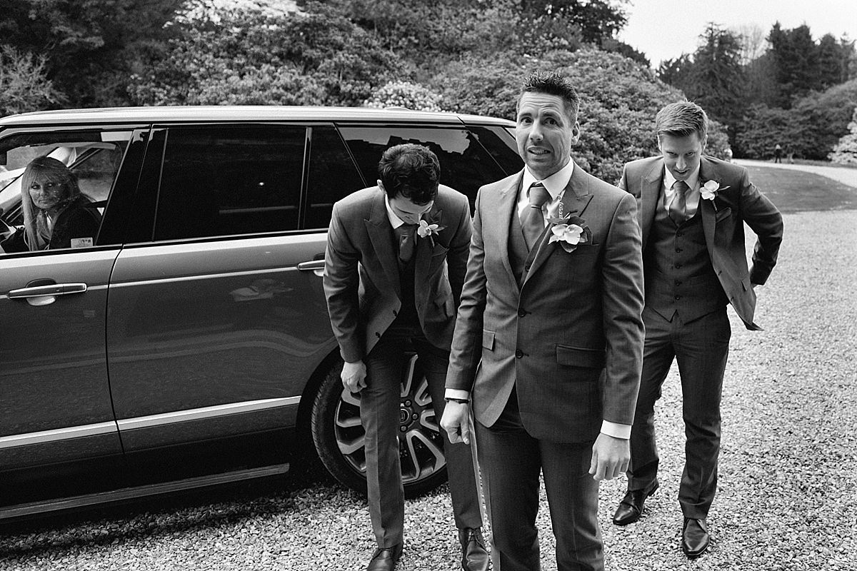 Gay Wedding at Minterne House