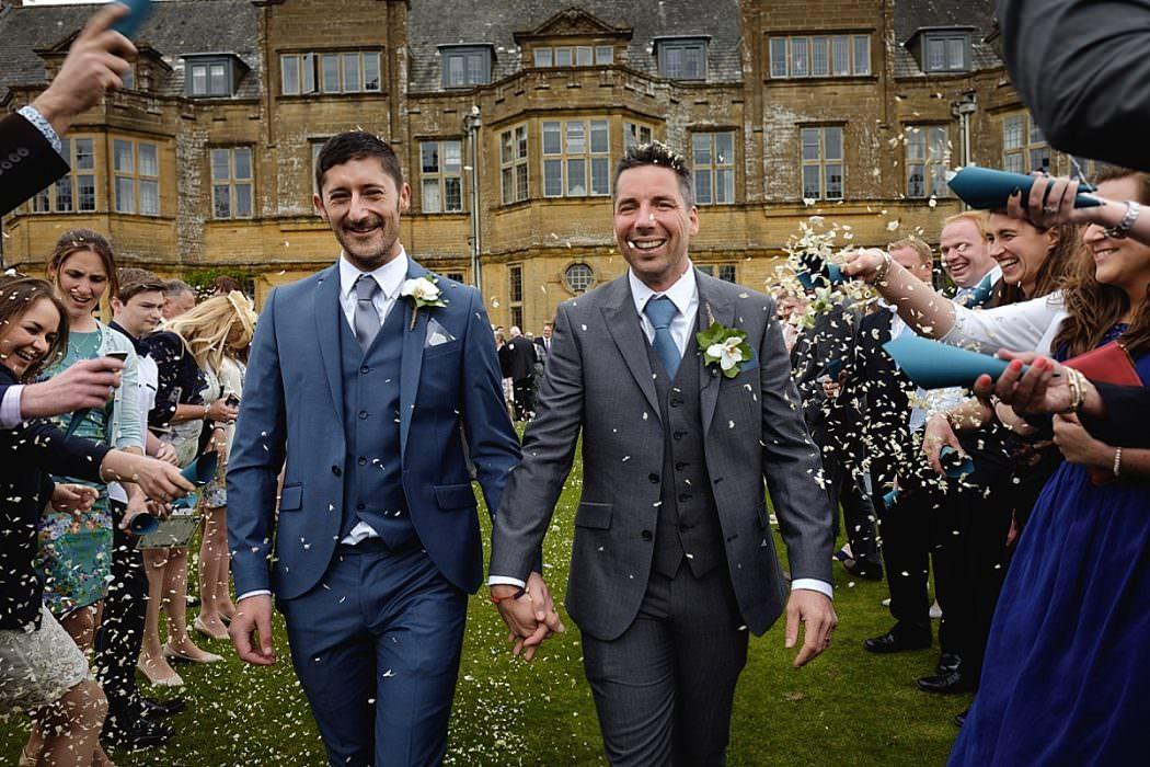Gay Wedding Photographers London Hampshire Dorset