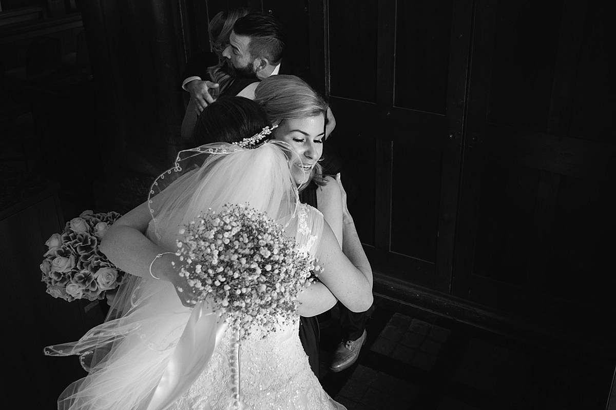 Abbotsbury Church Wedding Ceremony