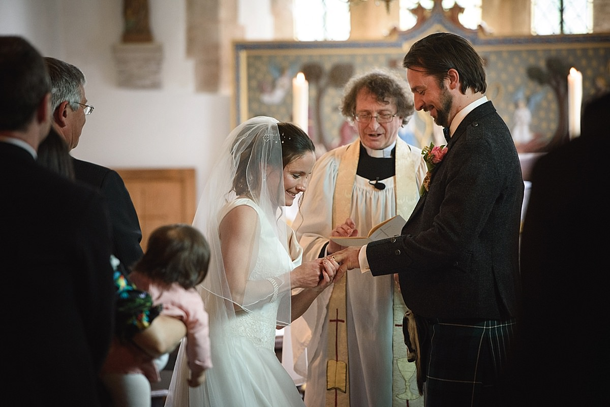 Affpuddle Church Wedding Photographer