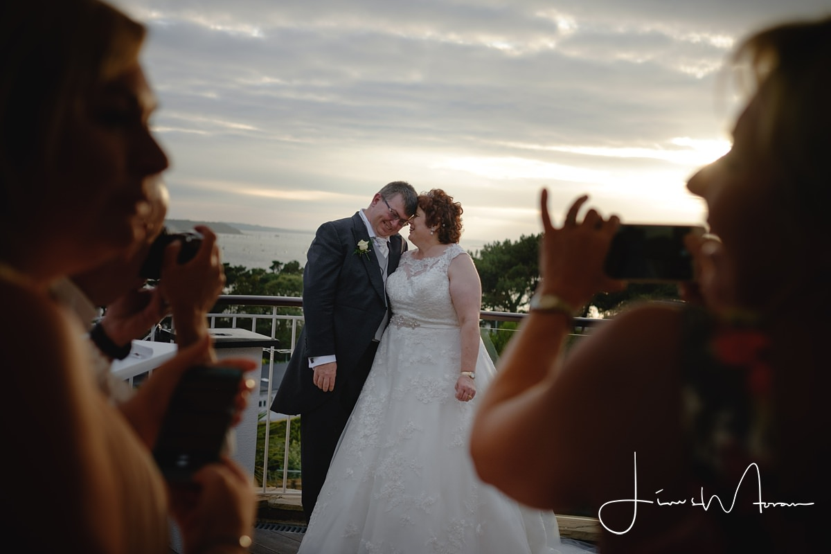 Harbour Heights Hotel Wedding Photographer