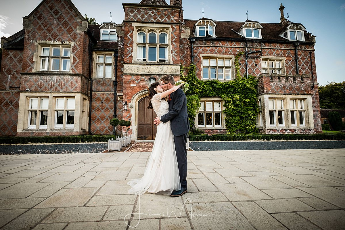 Burley Manor Wedding Photographers