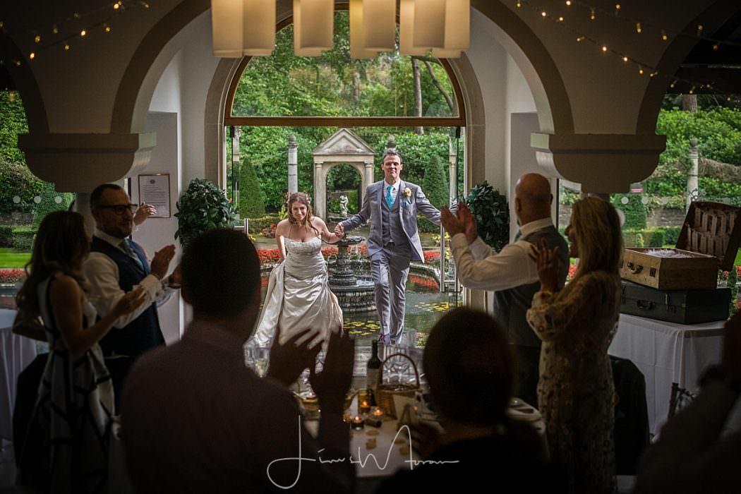 Italian Villa Wedding at Compton Acres