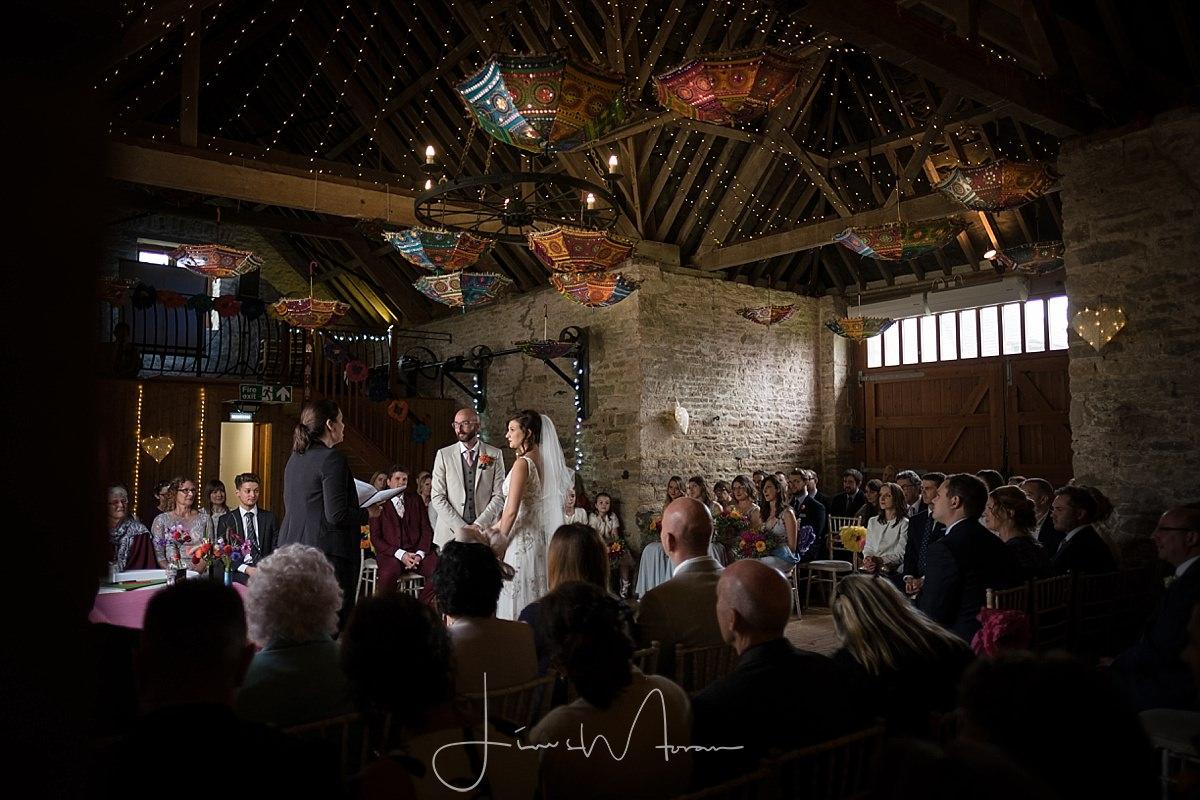 Rosy & Martin's Kingston Country Courtyard Wedding