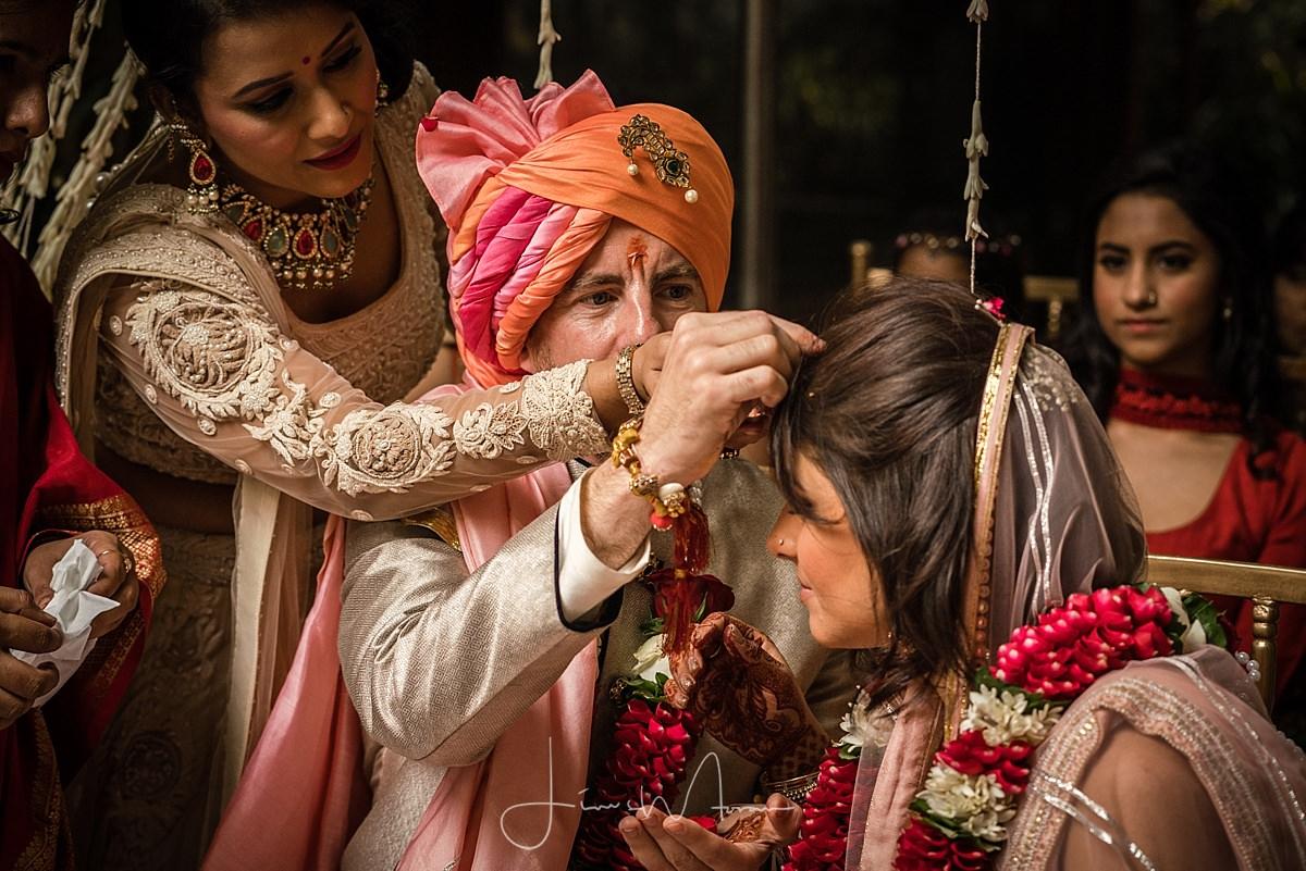 Destination Wedding Photographer Delhi