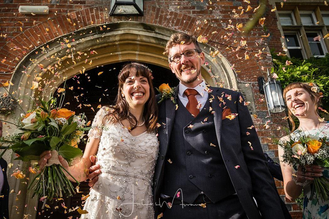 Burley Manor Wedding Venue