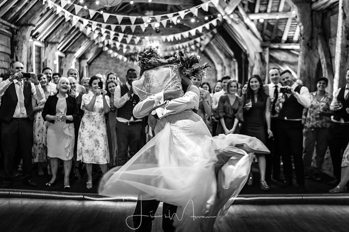 Stockbridge Farm Barn Wedding Photographers
