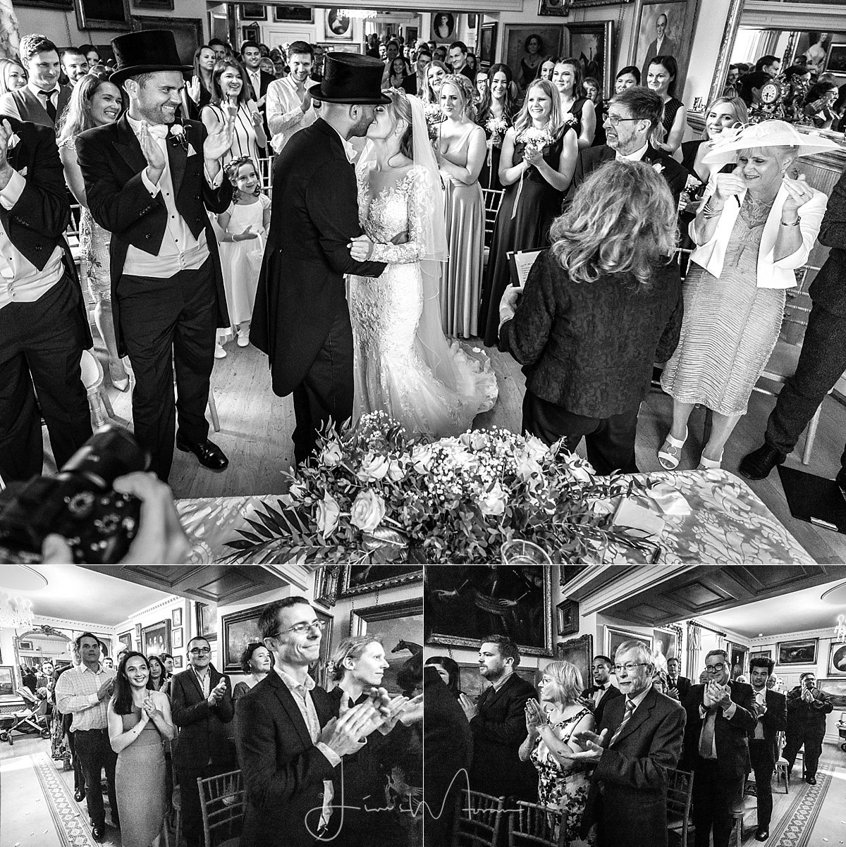 Maunsel House Wedding Ceremony