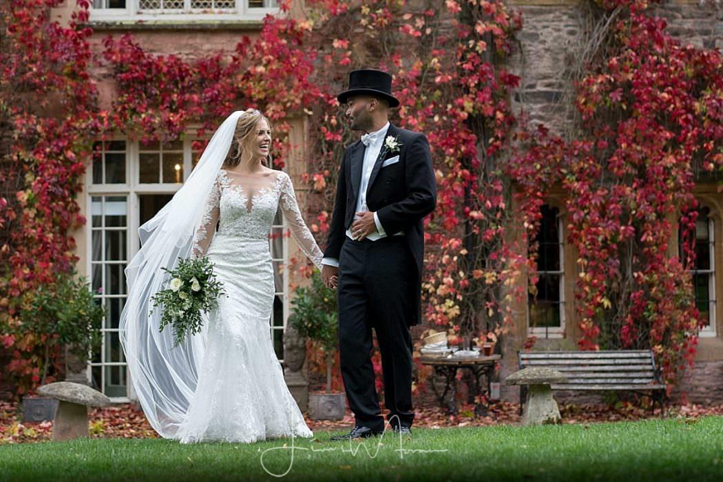 Maunsel House Wedding Portraits