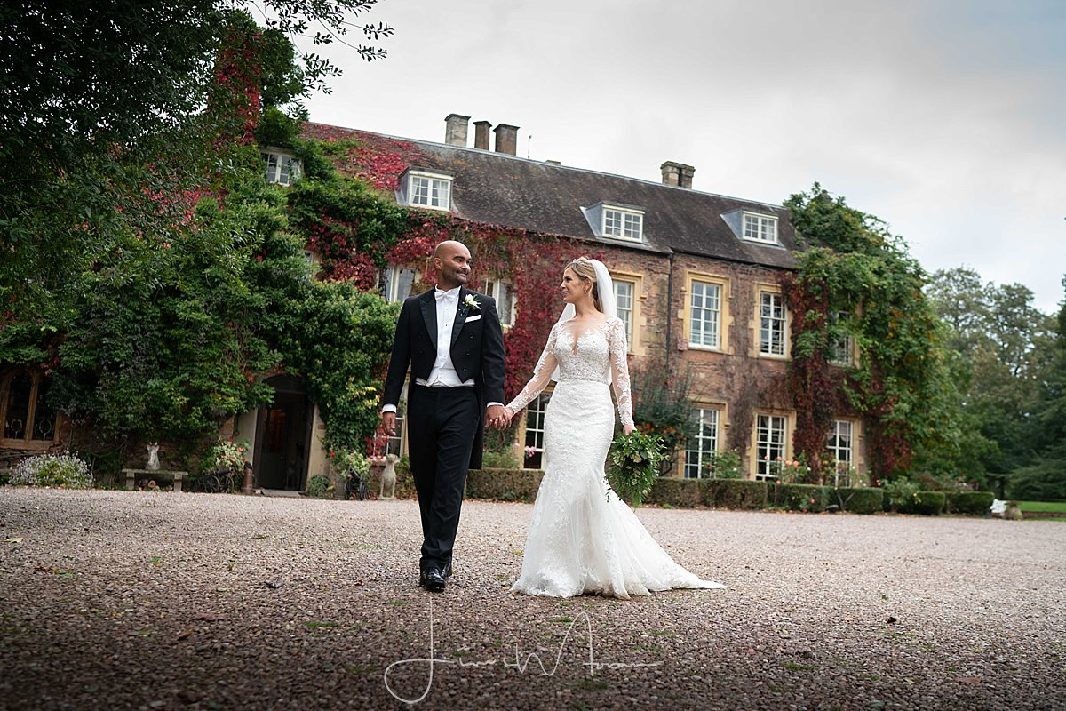 Maunsel House Wedding Portraits