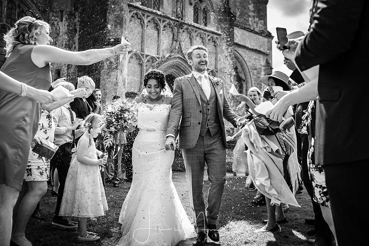 North Cadbury Court Wedding Photography