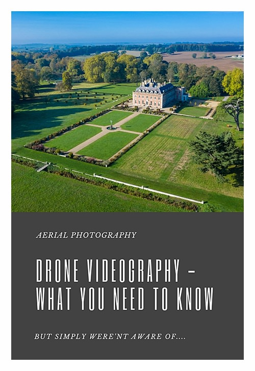 All you need to know about Drone Videography