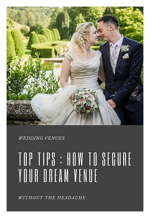 Booking the Perfect Wedding Venue