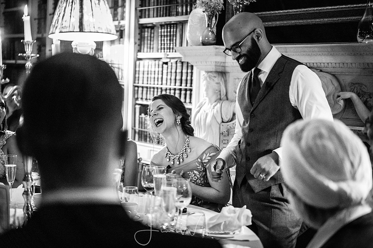St Giles House Wedding Speeches