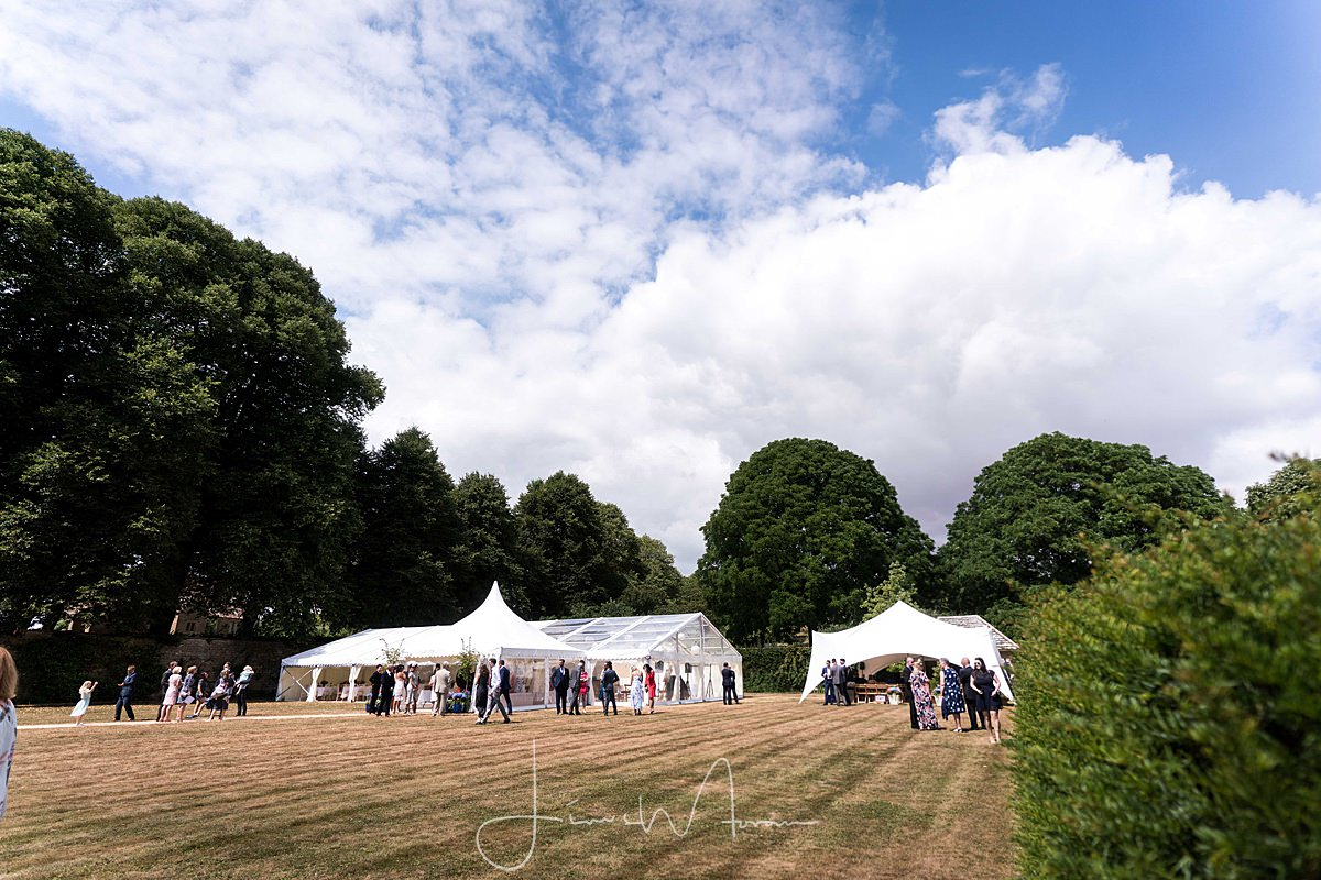 Mapperton Marquee