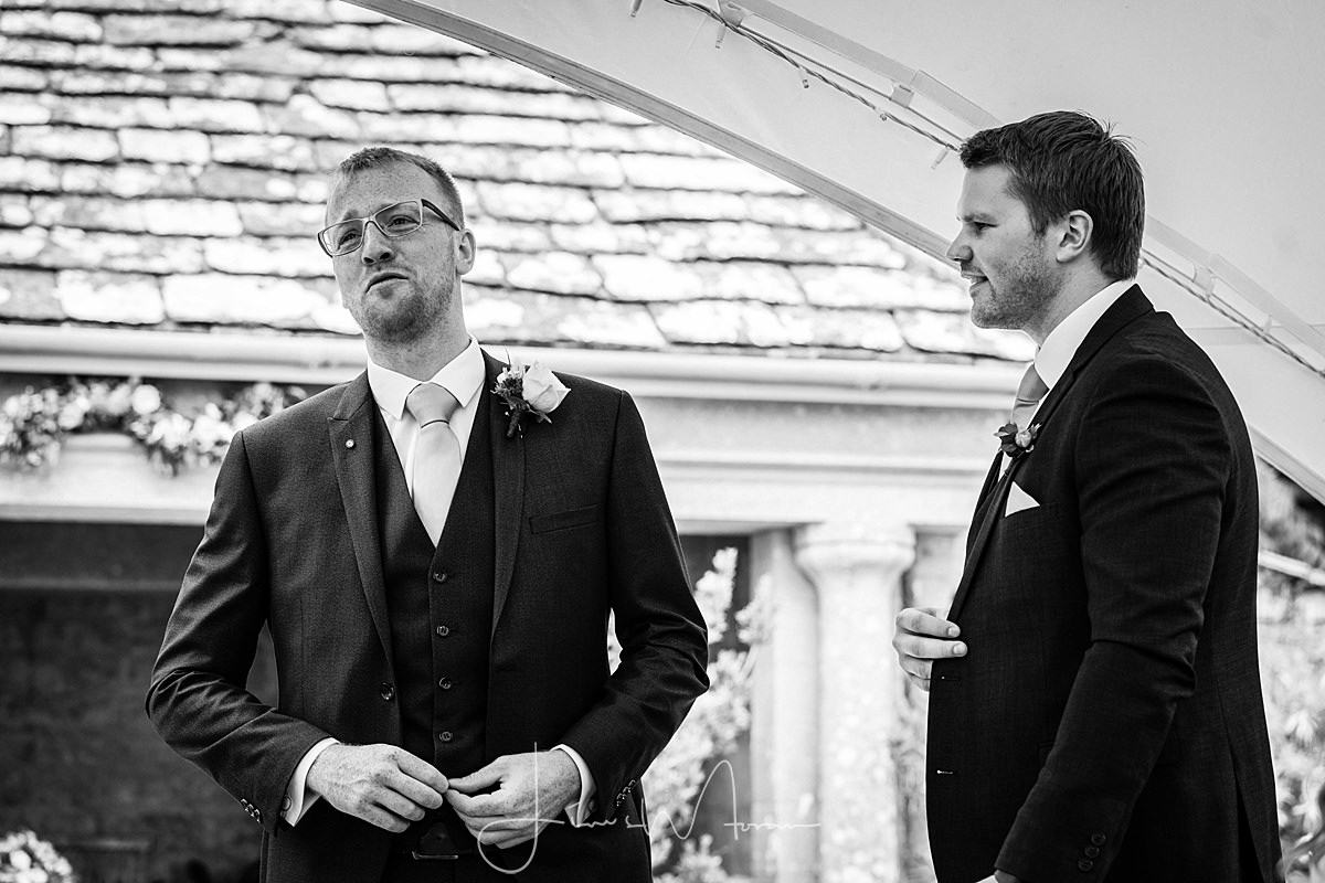 Mapperton House wedding