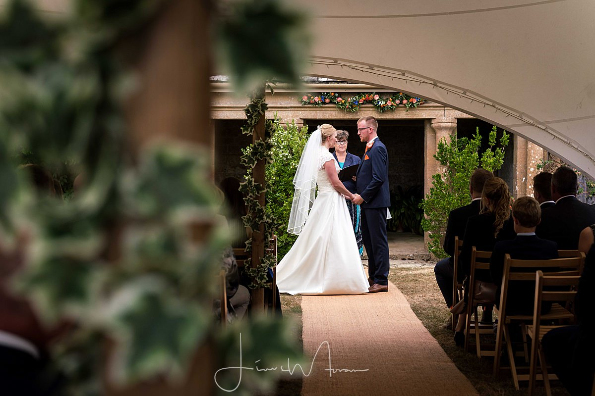 Mapperton Wedding