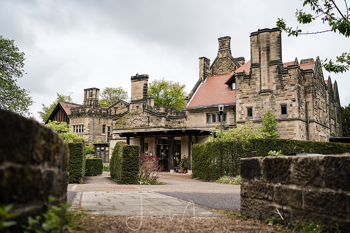 Jesmond Dene House Wedding Preparations
