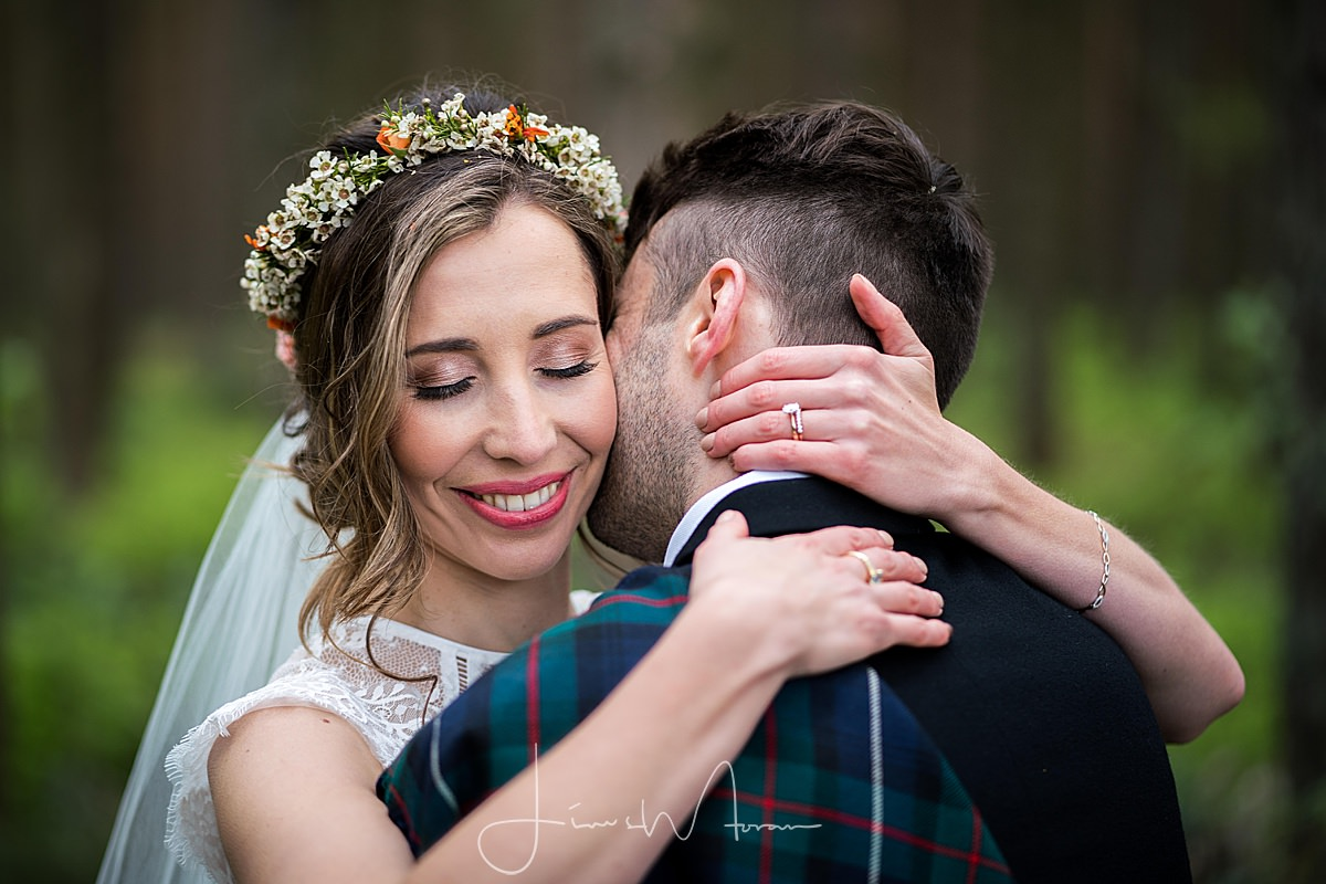 Bride & Groom portraits